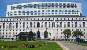 judge diane ritchie at CA supreme court building